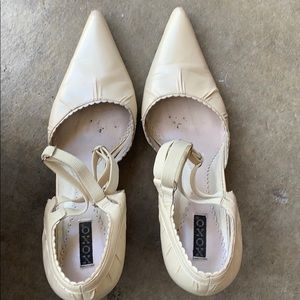 Xoxo Mystery shoes size 10